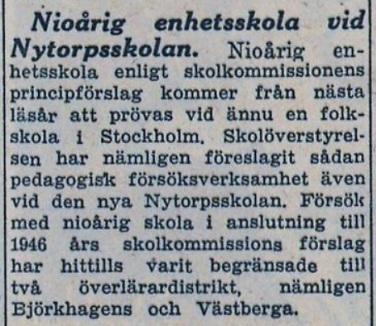 SvD-NytorpEnhetsskola