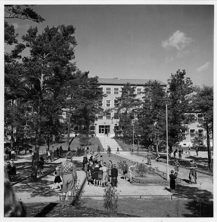 Hammarby-Folkskola-1962