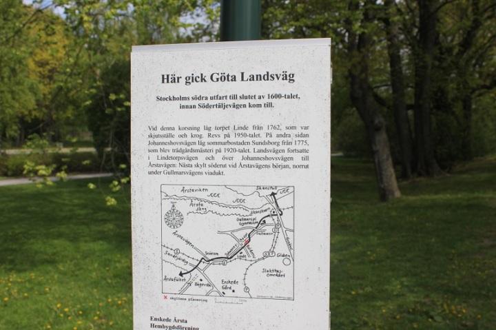 Götalandsväg-skyltLinde_0086