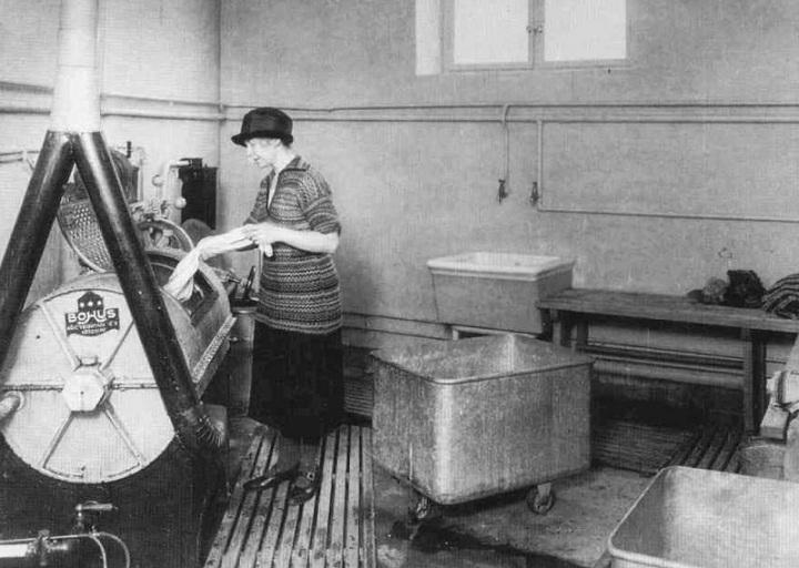 Barnrikehus-tvättstuga