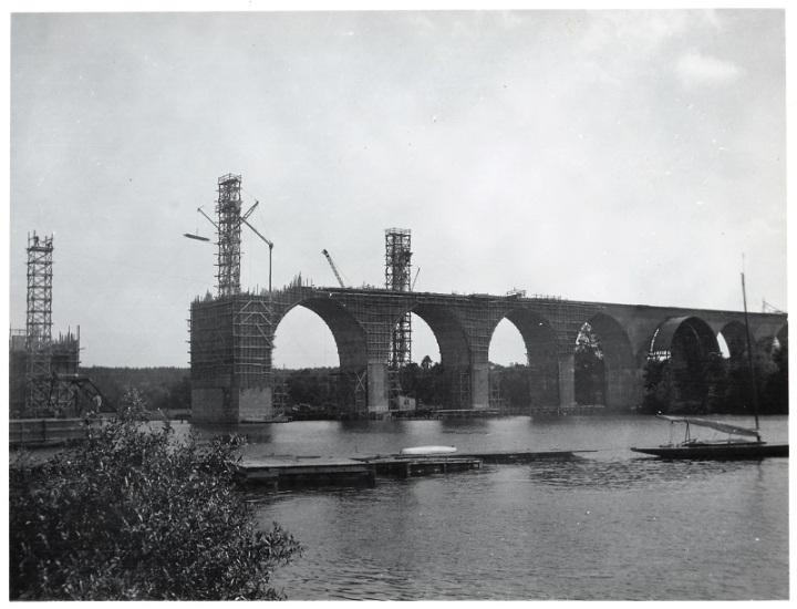 Årstabronbygge-1928
