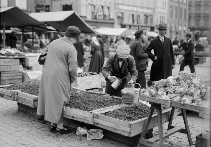 Kornhamnstorg-handel