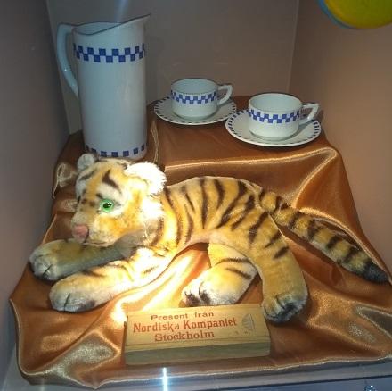 Steiff-tiger