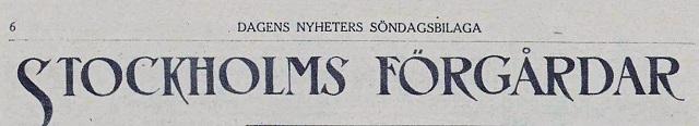 DN1919-StockholmsFörgårdar