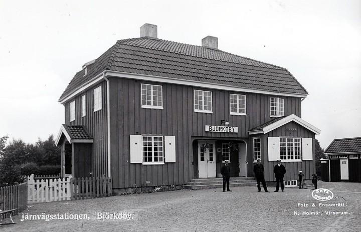 Anna-Björköby-stationshus