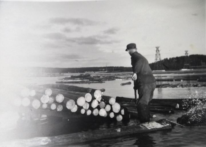 Morfar-flottarvirke
