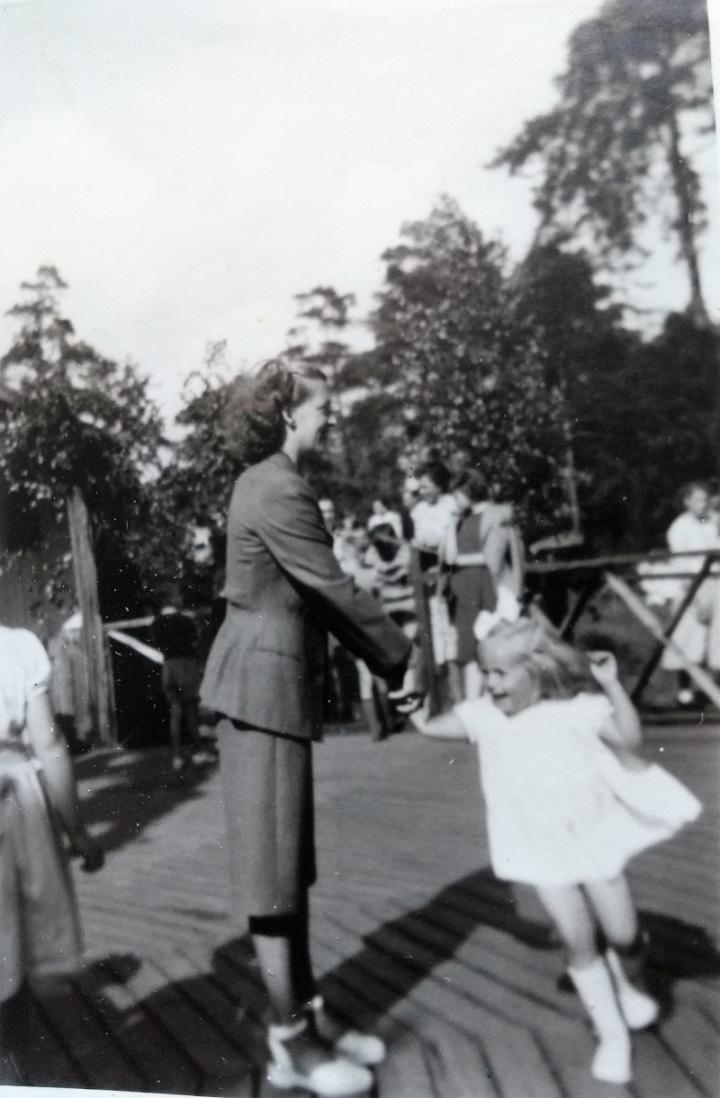 MidsommardansDalen1950